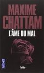 """Couverture du livre : """"L'âme du mal"""""""