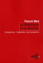"""Couverture du livre : """"La République et sa diversité"""""""