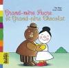"""Couverture du livre : """"Grand-mère Sucre et grand-père Chocolat"""""""