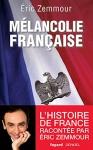 """Couverture du livre : """"Mélancolie française"""""""