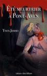 """Couverture du livre : """"Été meurtrier à Pont-Aven"""""""