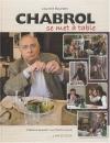 """Couverture du livre : """"Chabrol se met à table"""""""