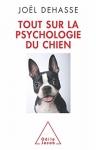"""Couverture du livre : """"Tout sur la psychologie du chien"""""""