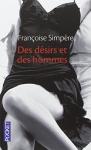 """Couverture du livre : """"Des désirs et des hommes"""""""