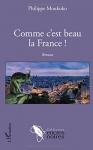 """Couverture du livre : """"Comme c'est beau la France !"""""""