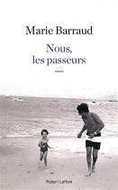 """Couverture du livre : """"Nous, les passeurs"""""""