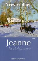"""Couverture du livre : """"Jeanne la Polonaise"""""""