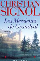 """Couverture du livre : """"Les messieurs de Grandval"""""""