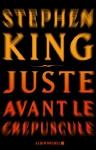 """Couverture du livre : """"Juste avant le crépuscule"""""""