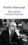 """Couverture du livre : """"Mes regrets sont des remords"""""""