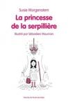 """Couverture du livre : """"La princesse de la serpillière"""""""