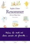 """Couverture du livre : """"Renommer"""""""