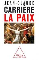 """Couverture du livre : """"La paix"""""""