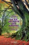 """Couverture du livre : """"La vie secrète des arbres"""""""