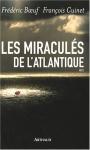 """Couverture du livre : """"Les miraculés de l'Atlantique"""""""