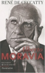 "Couverture du livre : ""Alberto Moravia"""