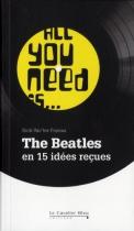 """Couverture du livre : """"The Beatles"""""""