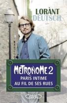 """Couverture du livre : """"Métronome 2"""""""