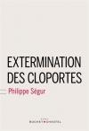 """Couverture du livre : """"Extermination des cloportes"""""""