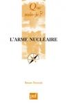 """Couverture du livre : """"L'arme nucléaire"""""""