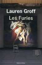 """Couverture du livre : """"Les furies"""""""
