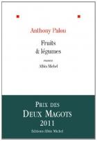 """Couverture du livre : """"Fruits & légumes"""""""