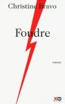 """Couverture du livre : """"Foudre"""""""