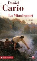 """Couverture du livre : """"Le Miaulemort"""""""