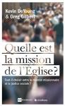 """Couverture du livre : """"Quelle est la mission de l'Église ?"""""""