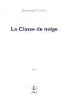 """Couverture du livre : """"La classe de neige"""""""