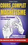 """Couverture du livre : """"Cours complet de magnétisme"""""""