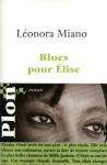 """Couverture du livre : """"Blues pour Elise"""""""