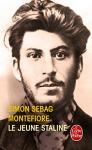 """Couverture du livre : """"Le jeune Staline"""""""