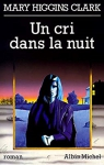 """Couverture du livre : """"Un cri dans la nuit"""""""
