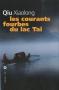 """Couverture du livre : """"Les courants fourbes du lac Tai"""""""