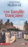 """Couverture du livre : """"Une famille française"""""""