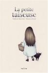 """Couverture du livre : """"La petite taiseuse"""""""