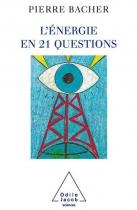 """Couverture du livre : """"L'énergie en 21 questions"""""""