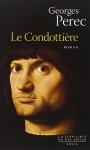 """Couverture du livre : """"Le Condottière"""""""