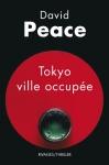 """Couverture du livre : """"Tokyo ville occupée"""""""