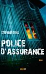 """Couverture du livre : """"Police d'assurance"""""""
