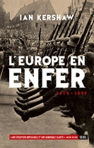 "Couverture du livre : ""L'Europe en enfer"""