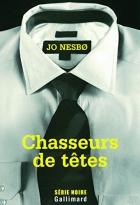 """Couverture du livre : """"Chasseurs de têtes"""""""