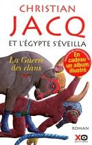 """Couverture du livre : """"La guerre des clans"""""""