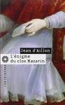 """Couverture du livre : """"L'énigme du clos Mazarin"""""""