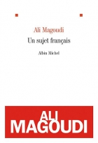"""Couverture du livre : """"Un sujet français"""""""