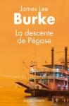 """Couverture du livre : """"La descente de Pégase"""""""