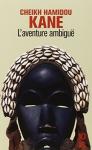 """Couverture du livre : """"L'aventure ambiguë"""""""