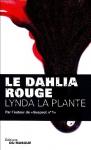 """Couverture du livre : """"La dahlia rouge"""""""