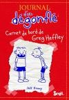 """Couverture du livre : """"Carnet de bord de Greg Heffley"""""""